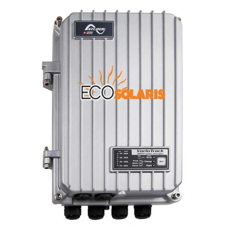 Steca MPPT VT-80 12/24/48V 80A - Panouri Fotovoltaice