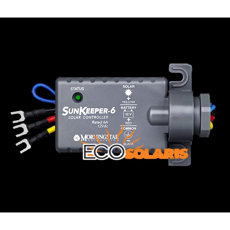 SunKeeper PWM 12V 6A/12A - Panouri Fotovoltaice
