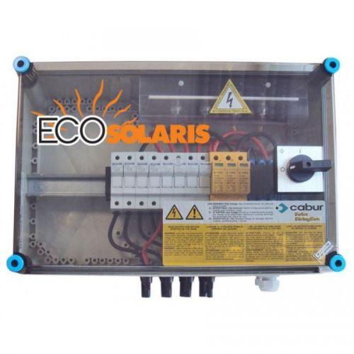 Tablou protectie fotovoltaice 2-4 stringuri - Panouri Fotovoltaice