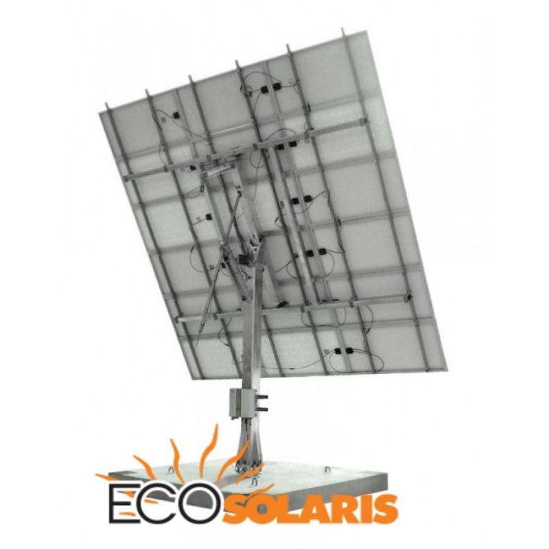 Tracker Solar 3KW 25m2 15 Panouri fotovoltaice - Panouri Fotovoltaice