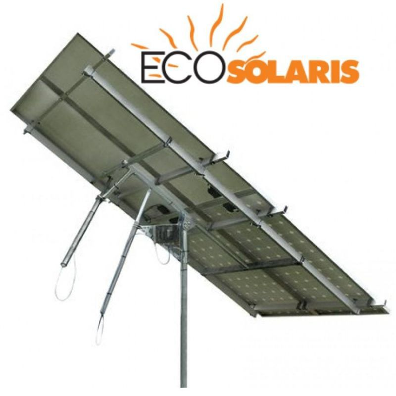 Tracker solar fotovoltaice 1.2kwp - Panouri Fotovoltaice