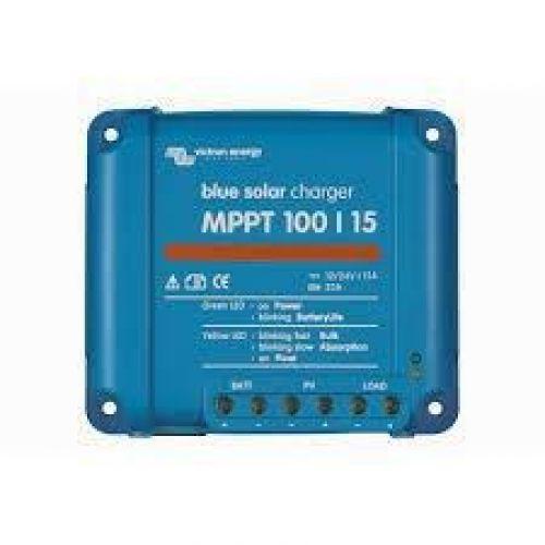 Victron BlueSolar MPPT 100/15 12/24V-15A - Panouri Fotovoltaice