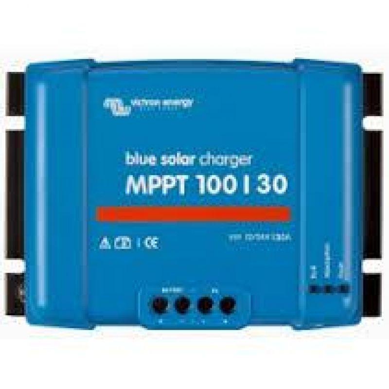 Controler MPPT Blue Solar Victron Energy 100/30 30A - Panouri Fotovoltaice