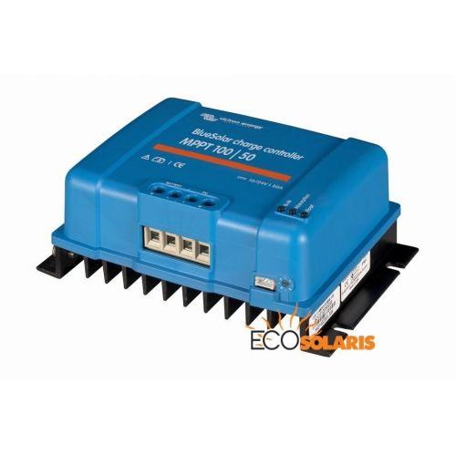 Victron BlueSolar MPPT 100/50 12/24V-50A - Panouri Fotovoltaice