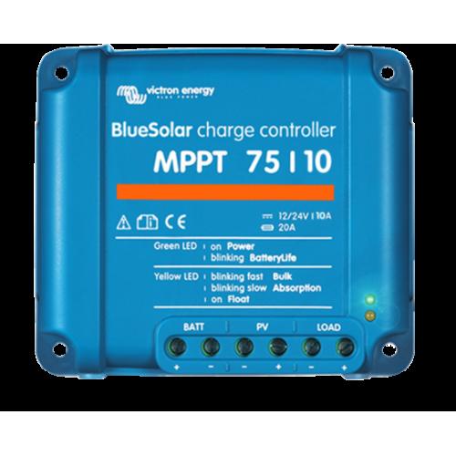 Victron BlueSolar MPPT 75/10 12/24V-10A