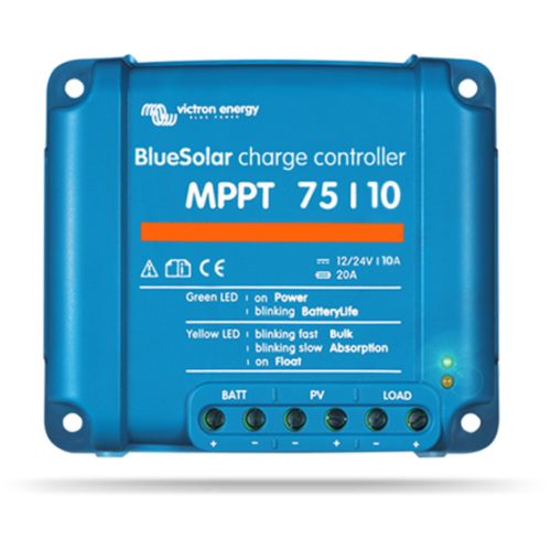 Victron BlueSolar MPPT 75/10 12/24V-10A - Panouri Fotovoltaice