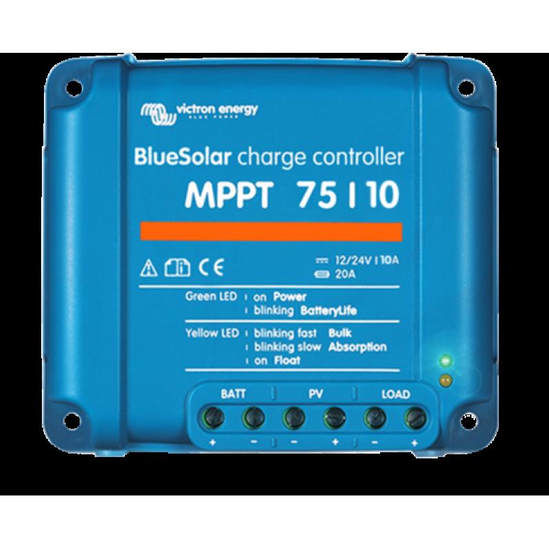 Victron SmartSolar MPPT 75/10 12/24V-10A - Panouri Fotovoltaice