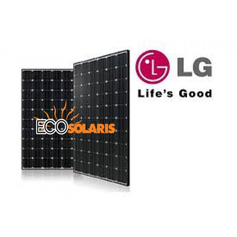panou fotovoltaic lg 285 w mono x neon 60 cell. Black Bedroom Furniture Sets. Home Design Ideas