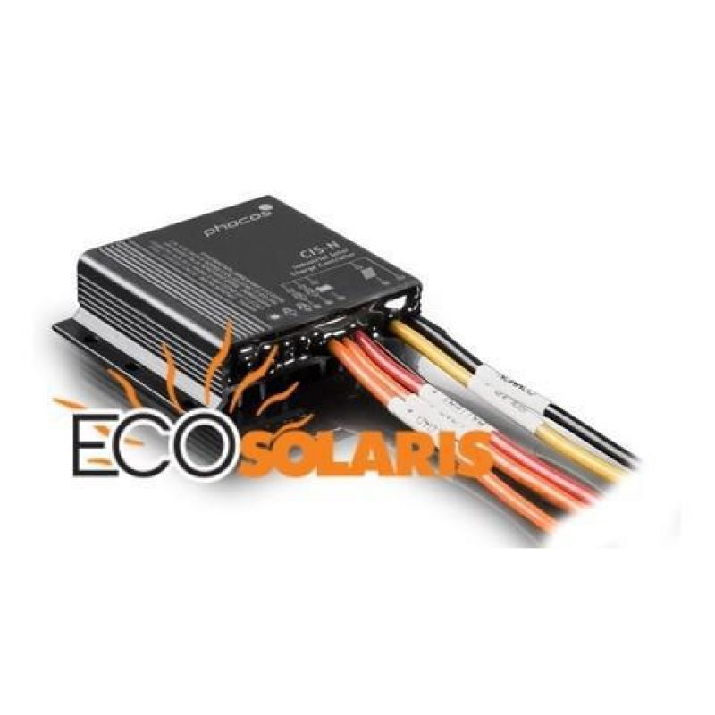 Controler Phocos CIS-N 12/24V - 20/20A - Panouri Fotovoltaice