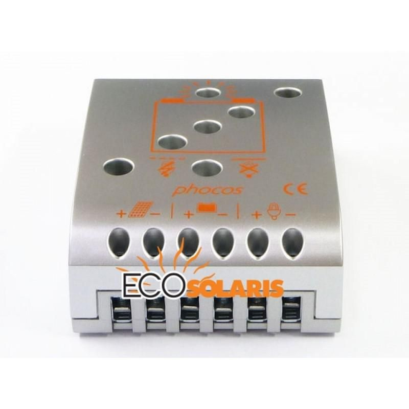 Controler Phocos 12/24V - 5/5A - Panouri Fotovoltaice