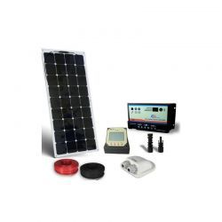 Kit Solar Fotovoltaic Rulota BASE (10)
