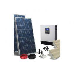 Kit Solar Fotovoltaic Rulota LUX (10)