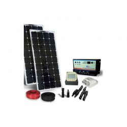Kit Solar Fotovoltaic Rulota PLUS (0)