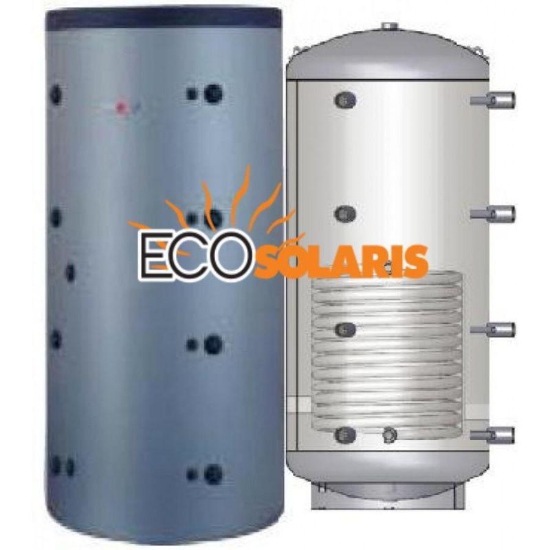 Puffer PSRR 800 litri - Panouri Fotovoltaice
