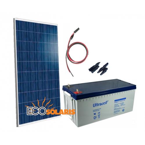 Kit Fotovoltaic 24V 2080Wp  10.4KW/zi