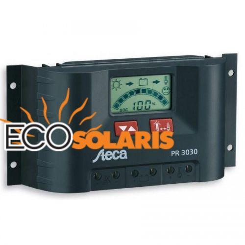 Controler Steca PR1010 12V/24V 10A - Panouri Fotovoltaice
