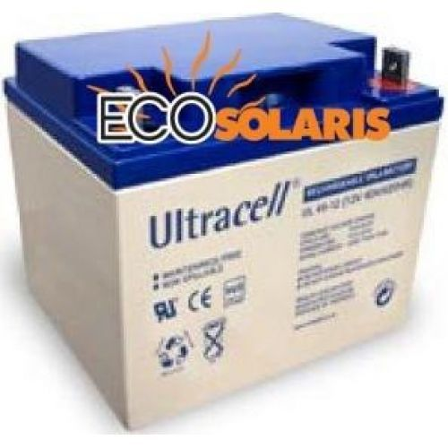 Baterie UCG 12V 40Ah Gel Ultracell